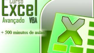 Curso Excel VBA Completo - Transforme Excel em executavel + instalador profissional