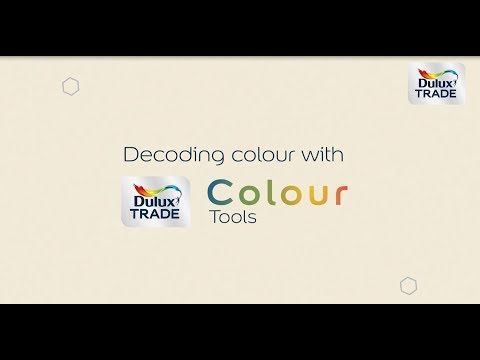 Decoding Colour with Dulux Trade Colour Tools