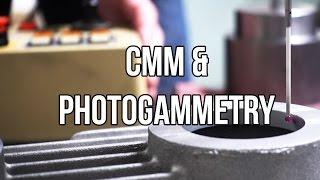 Measuring Smaller than A Human Hair | CMM & Photogrammetry #005