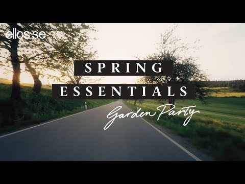 Ellos | Garden Party