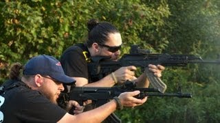 Russian AK-47, America's new weapon of choice