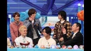 """A.B.C-Z、NEWS増田から""""こちょこちょ""""ドッキリ「筋肉痛になりました」"""