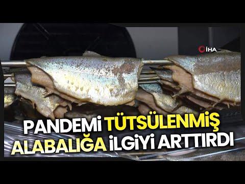 Denizi Olmayan İlden Dünyaya Tütsülenmiş Balık İhracatı