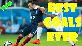 Mathieu Valbuena  ● Best Goals Ever || Video by TNL510