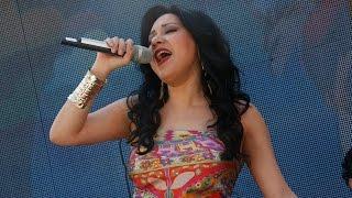 BESAME MUCHO -NADIA SHOW CON MUSICOS,COROS Y BAILARINES