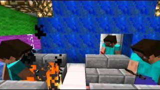 Oficial trailer Perdidos (Minecraft)