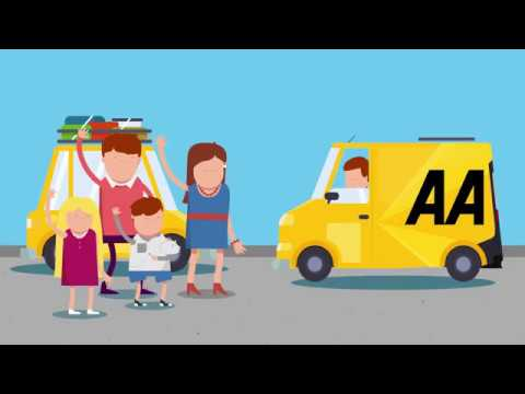 Breakdown Cover – How does AA breakdown cover work?