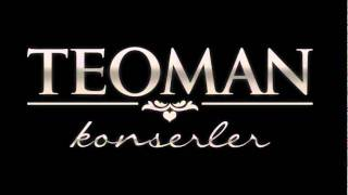 Teoman - Paramparça   Konserler 2012