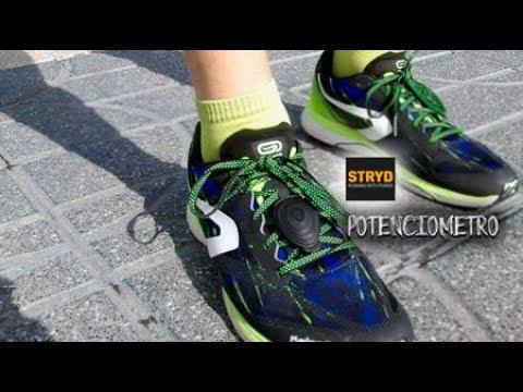 Potenciometro STRYD para runners y triatletas