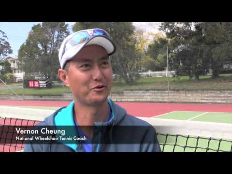 Keegan Oh-Chee - Wheelchair Tennis