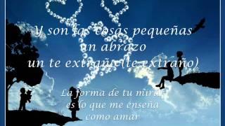 Las Cosas Pequeñas con Letras ♥ - Prince Royce