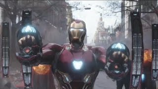Avengers: Infinity War - Iron Man Mark 50 Suit Up