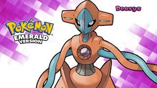 Pokemon Emerald/FireRed/LeafGreen - Battle! Deoxys Music (HQ)