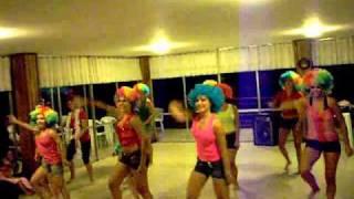 """Coreografia Marchinhas de Carnaval """"Cabeleira do Zezé"""" - Grupo Silvia Marques"""