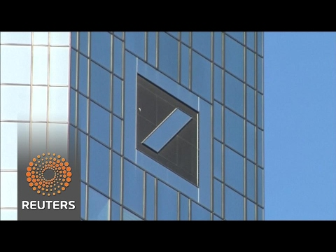 Deutsche Bank fined for sham Russian trades