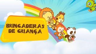 Canções Infantis - Animazoo - Brincadeiras de Criança