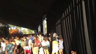JUNGLE 'Can't get enough' (live) Coachella 2015 weekend 2