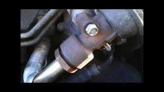 Mazda 6 Diesel EGR Removal