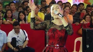 LANI MISALUCHA - Jingle Bells (Robinsons Manila Live 2014!)