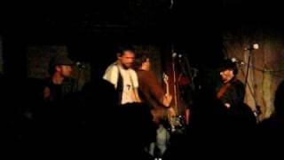 """The Stanfields - """"Money Changers"""" live at the Seahorse Tavern Jan.26/09"""