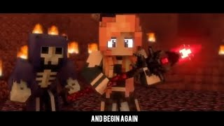 """Begin Again"" [SPEED UP!!] Minecraft Song By Rainimator"