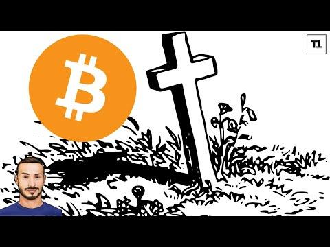 BITCOIN è arrivato il DEATH CROSS ☠️