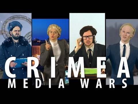 Crimea: Media War Games - feat. Abby Martin [RAP NEWS 23]