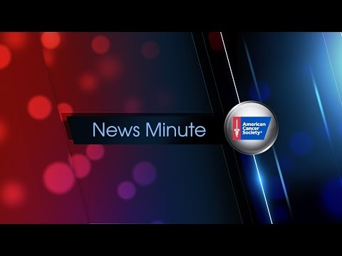 ACS News Minute: X'ers and Millennials show alarming increase in colorectal cancer rates