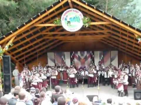 Kolomyyka By Hutsulia Ensemble From Ivano-Frankivsk, Western Ukraine