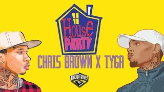 "|SOLD| Chris Brown x Tyga x Nic Nac Type Beat 2016 ""House Party"" 