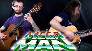 Mega Man 3 Guitar Cover - Snake Man - Super Guitar Bros