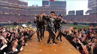 Bruno Mars vs Beyonce at Superbowl 50 Dance off