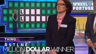 Wheel of Fortune's Third Million Dollar Winner!