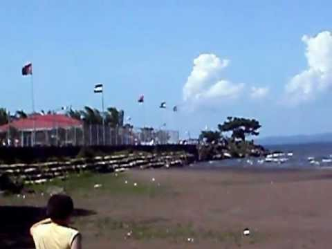 El Lago de Nicaragua♥Looks like a beach