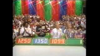 The Price Is Right   January 5, 1998