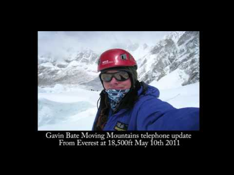Telephone update from Gavin Bate on Everest – MM Nepal projects
