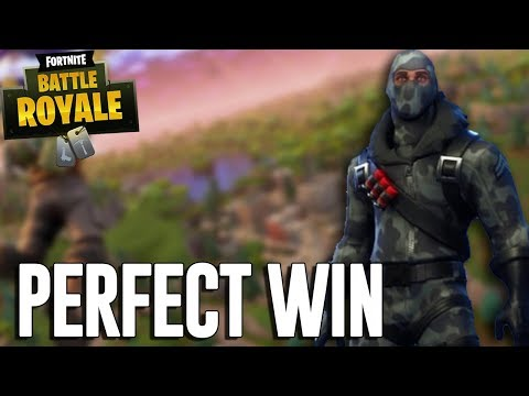 Perfect Duos Win Fortnite Battle Royale Gameplay Ninja Youtube