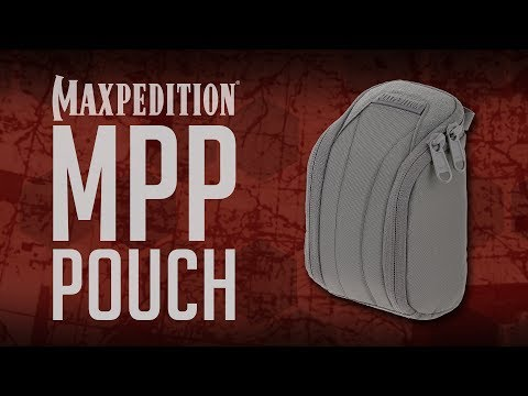 MAXPEDITION Advanced Gear Research MPP Medium Padded Pouch