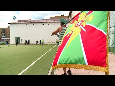 В Ухте в честь Дня России прошёл турнир Вооружённых сил Российской Федерации по мини футболу