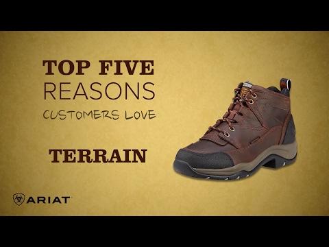 Top 5 - Ariat Terrain Boot
