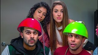 The Lie Detector: Couples Edition | Anwar Jibawi