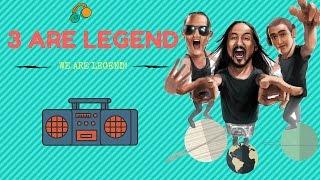 Dimitri Vegas & Like Mike vs Steve Aoki - We Are Legend!