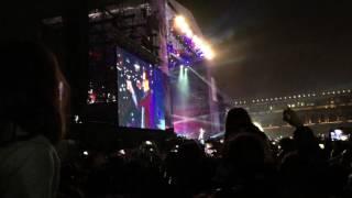 Mi gente - Marc Anthony @ Zócalo CDMX