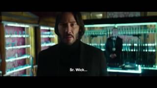 De Volta ao Jogo 2 John Wick  2017  Teaser Trailer Legendado