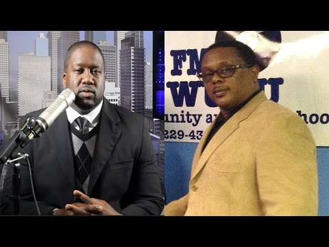 Gary Gary Of 88.3 WUTU Ask About The Devil's Punchbowl,Education & Solutions For The Black Community