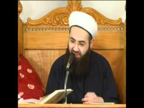 Cübbeli Ahmet Hoca - Yatarken iman üzere ölmek icin okunacak dua - 2004-12-30.mpg