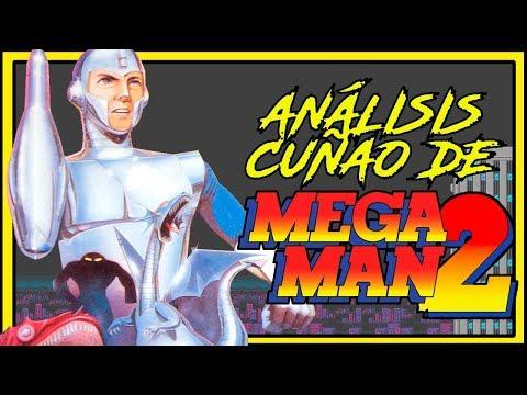 Análisis Cuñao de Mega Man 2 (NES)