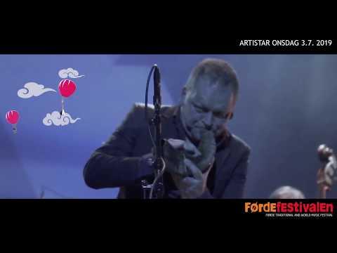 Førdefestivalen 2019 - ARTISTAR onsdag