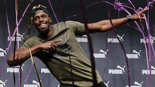 Usain Bolt: I'll be remembered as unbeatable and unstoppable