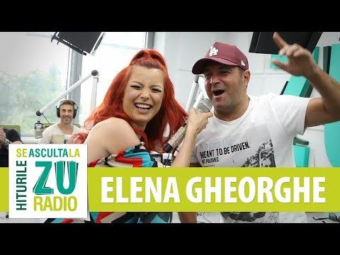 Elena Gheorghe - Opa Opa (Live la Radio ZU)